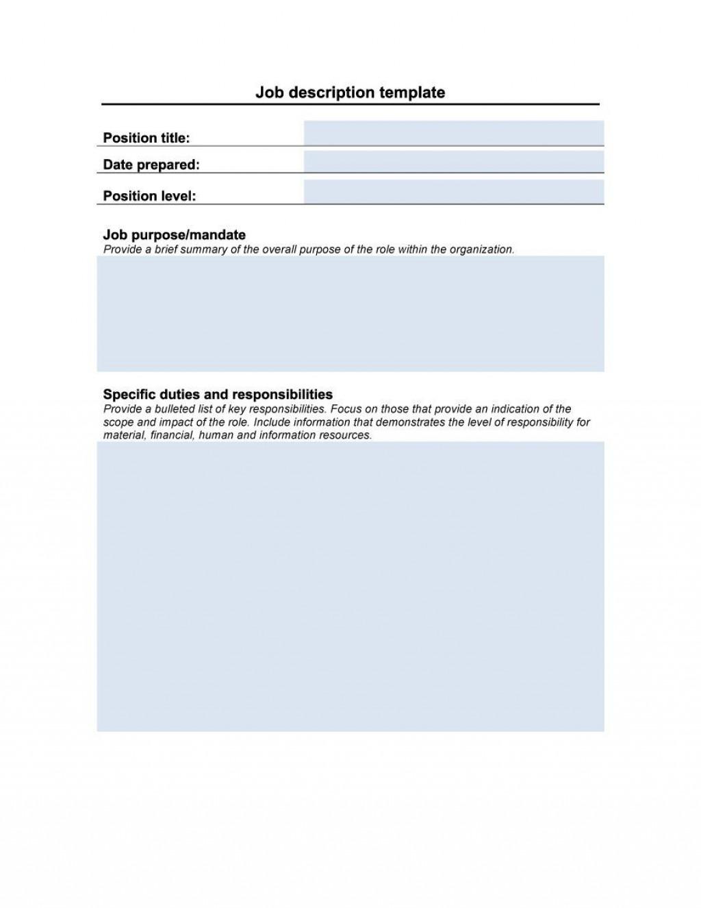 004 Impressive Scope Of Work Template Microsoft Word Sample Large