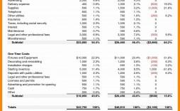 004 Impressive Start Up Budget Template High Resolution  Busines Pdf Free Startup Excel Capital