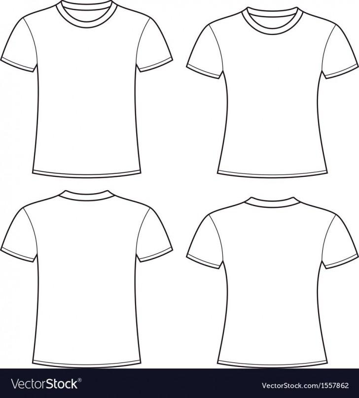 004 Impressive T Shirt Template Free High Definition  White Psd Download Design Website728