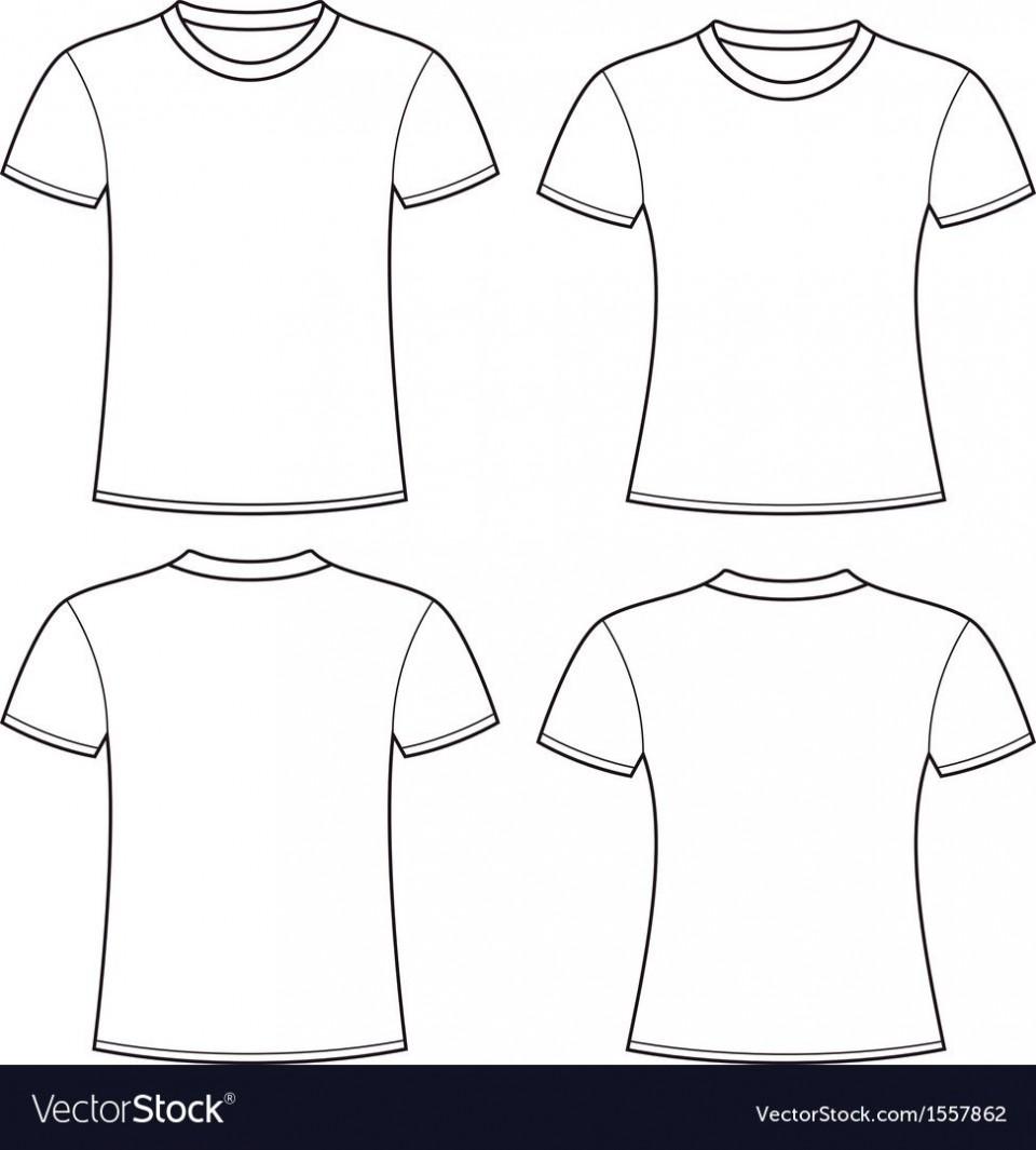 004 Impressive T Shirt Template Free High Definition  White Psd Download Design Website960
