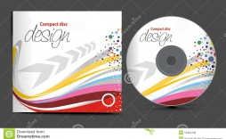 004 Impressive Vector Cd Cover Design Template Free Highest Quality