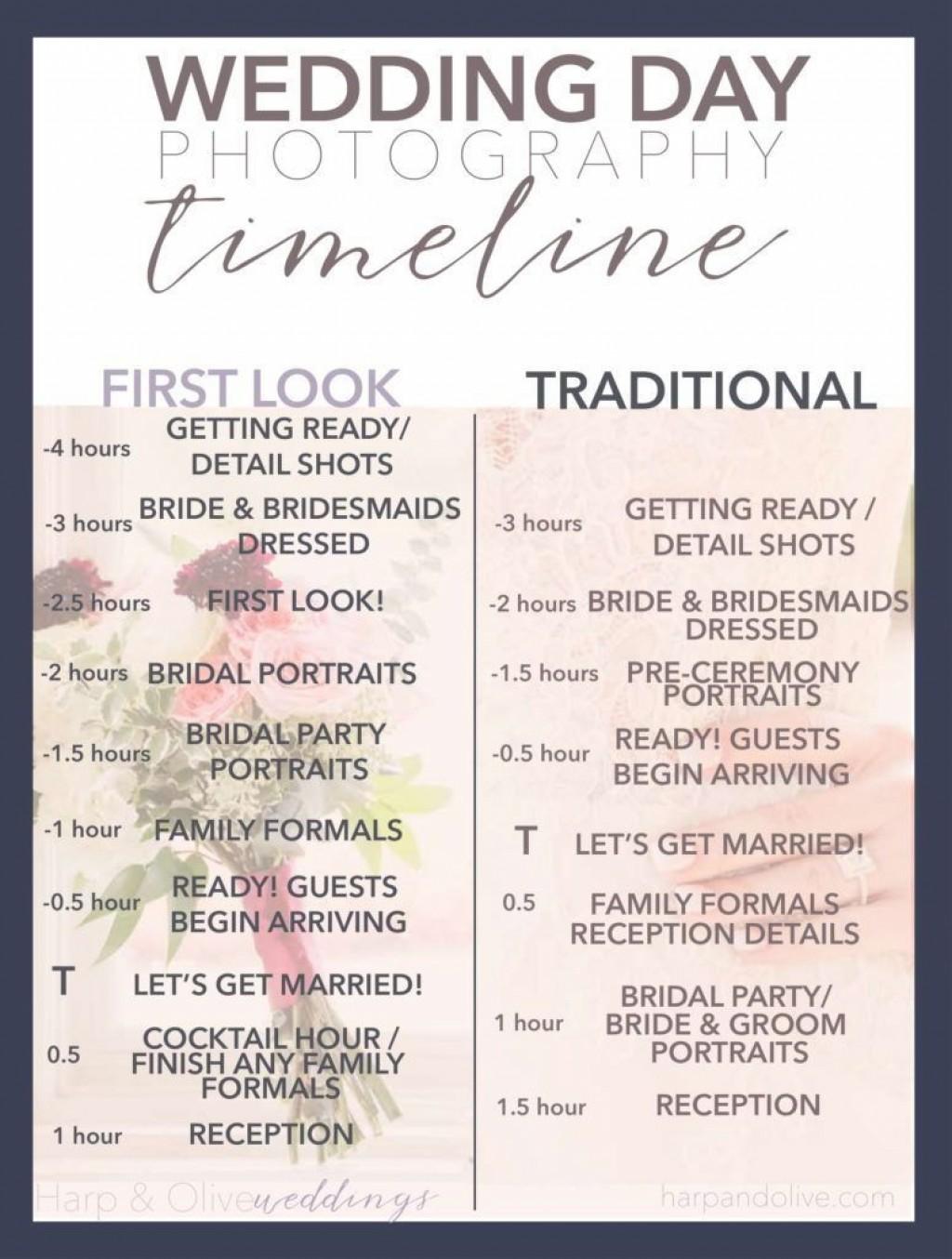 004 Impressive Wedding Timeline For Guest Template Free Example  DownloadLarge