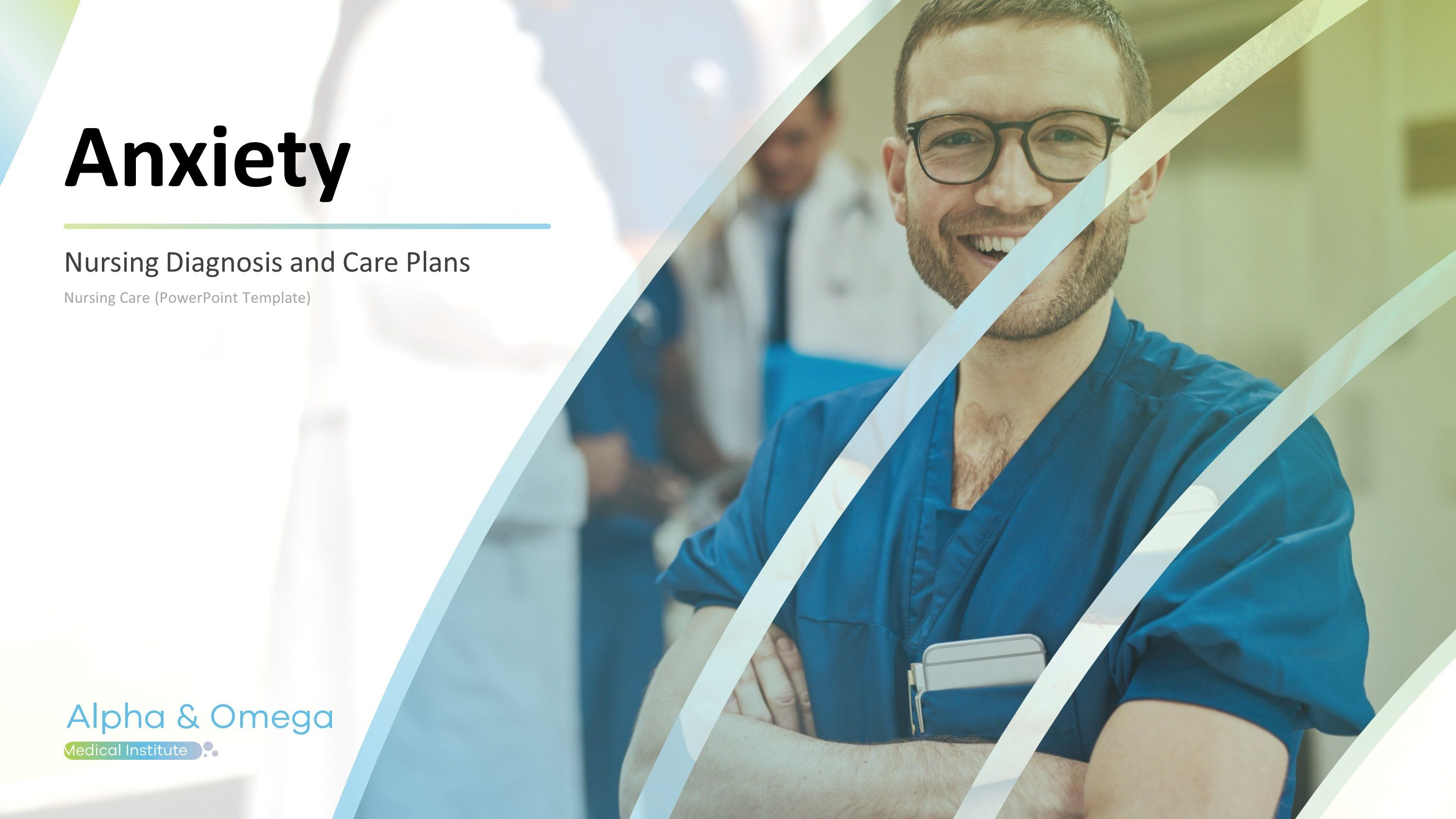 004 Incredible Free Nursing Powerpoint Template High Definition  Education DownloadFull