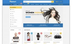 004 Incredible Free Website Template Download Html And Cs Jquery For Ecommerce Image