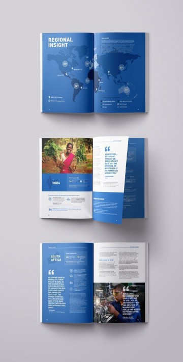 004 Incredible Non Profit Annual Report Template Image  Not For Small Nonprofit360