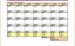 004 Incredible Weekly Meal Planner Template Excel High Def  Downloadable Plan Editable