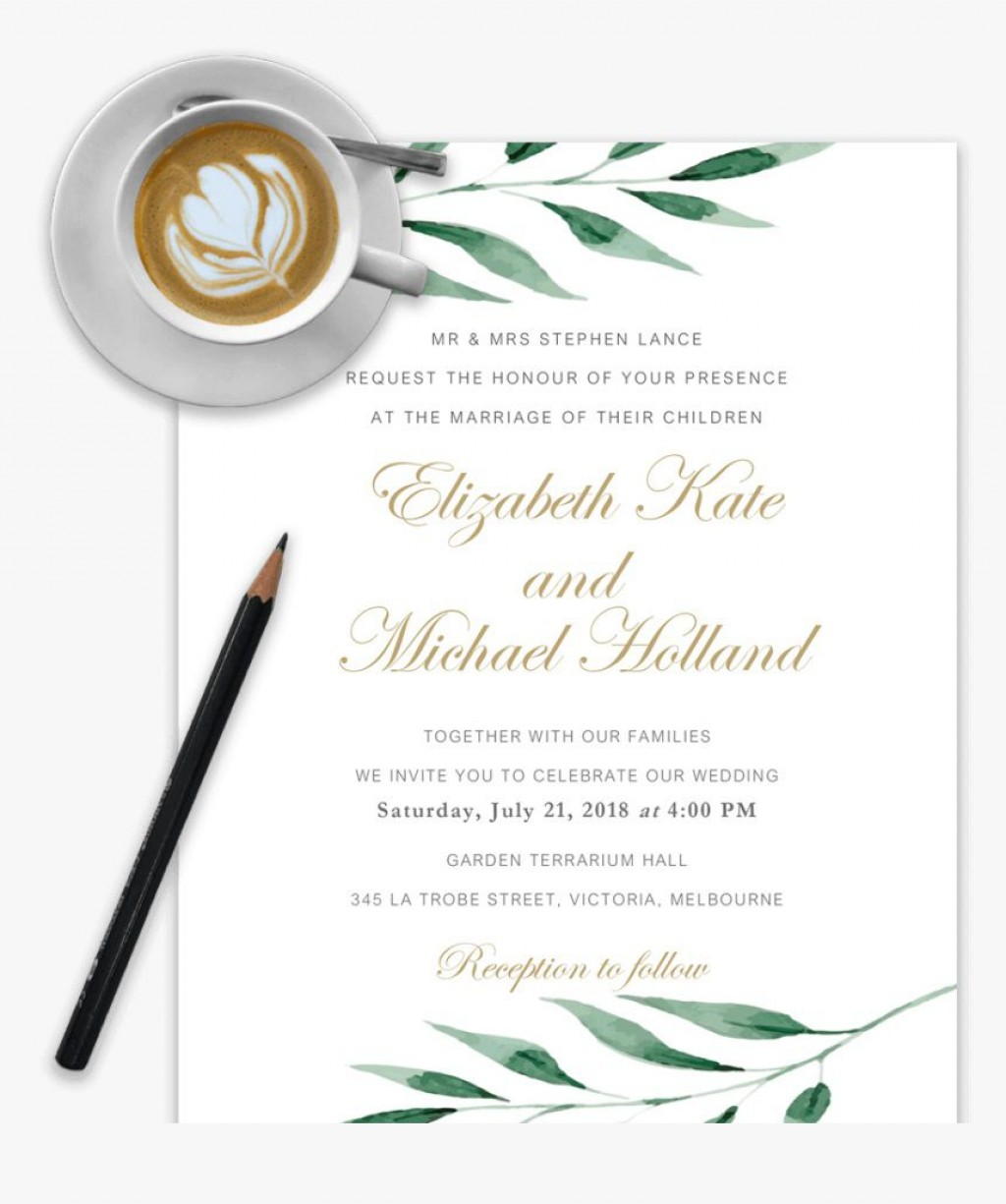 004 Magnificent Invitation Template For Word Example  Birthday Wedding Free IndianLarge