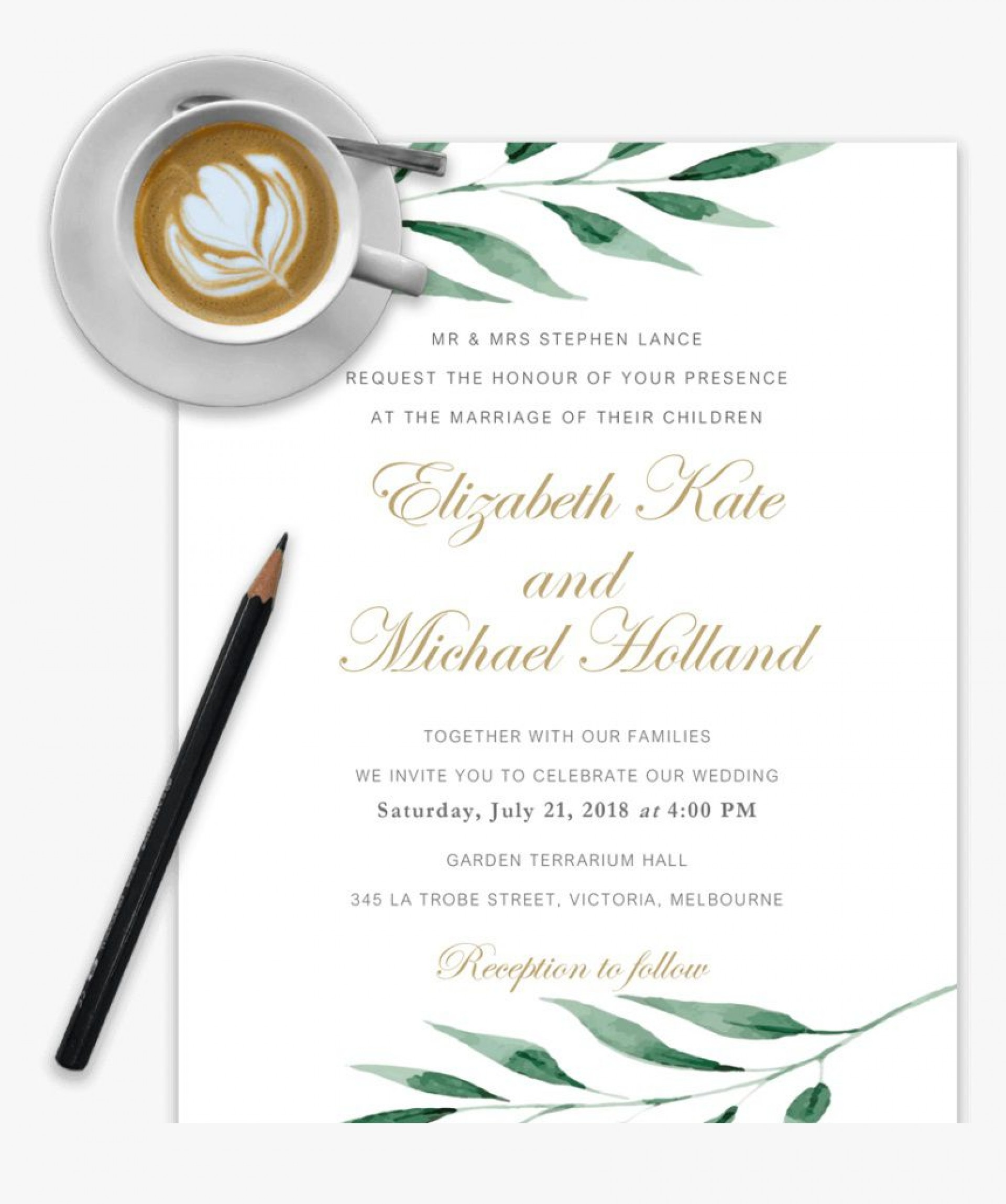 004 Magnificent Invitation Template For Word Example  Birthday Wedding Free Indian1920