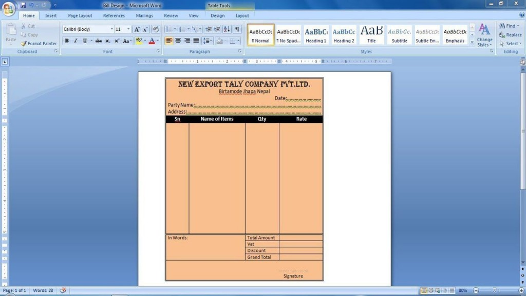 004 Magnificent Microsoft Office Word 2010 Memo Template Photo Large