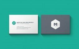 004 Magnificent Minimal Busines Card Template Free Download Design  Simple Coreldraw