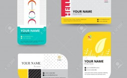 004 Magnificent Name Tag Design Template Example  Free Download Psd