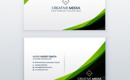 004 Magnificent Simple Visiting Card Design Highest Quality  Busines Idea Psd File Free Download