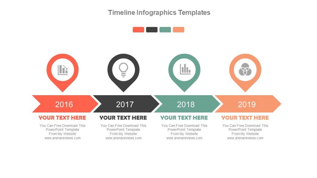 004 Magnificent Timeline Presentation Template Free Download Idea Large