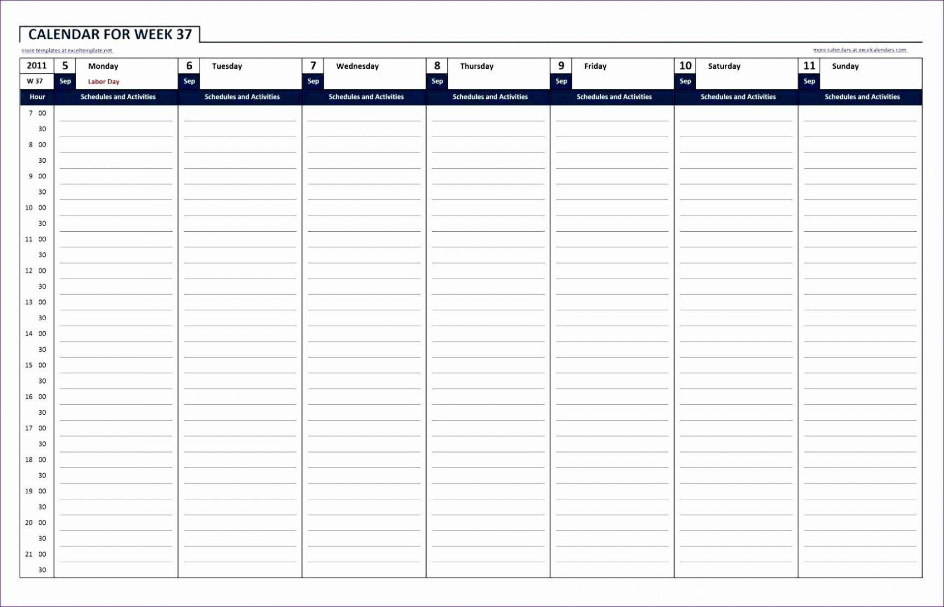 004 Marvelou 24 Hour Work Schedule Template High Definition  7 Day1920