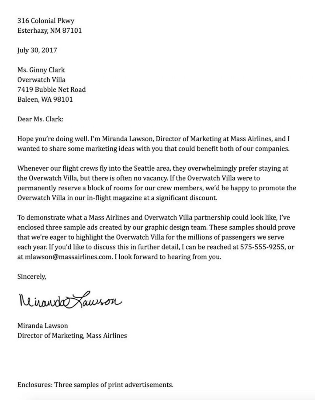 004 Marvelou Formal Busines Letter Template Photo  Pdf Australia FormatLarge
