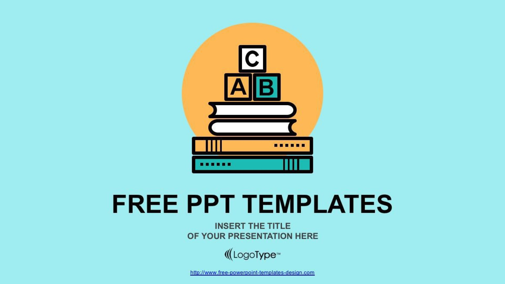 004 Marvelou Free Education Powerpoint Template Example  Templates Physical Download Downloadable For Teacher Design1920