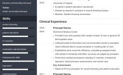 004 Marvelou New Grad Nursing Resume Template Highest Quality  Templates Graduate Nurse Practitioner
