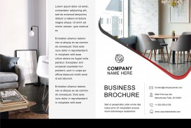 004 Outstanding Brochure Template Free Download Photo  For Word 2010 Microsoft Ppt