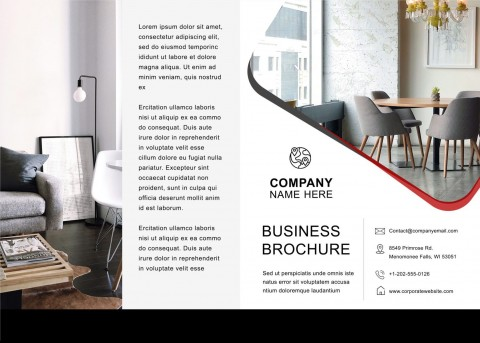 004 Outstanding Brochure Template Free Download Photo  For Word 2010 Microsoft Ppt480