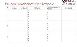 004 Outstanding Employee Development Plan Template High Def  Ppt Free