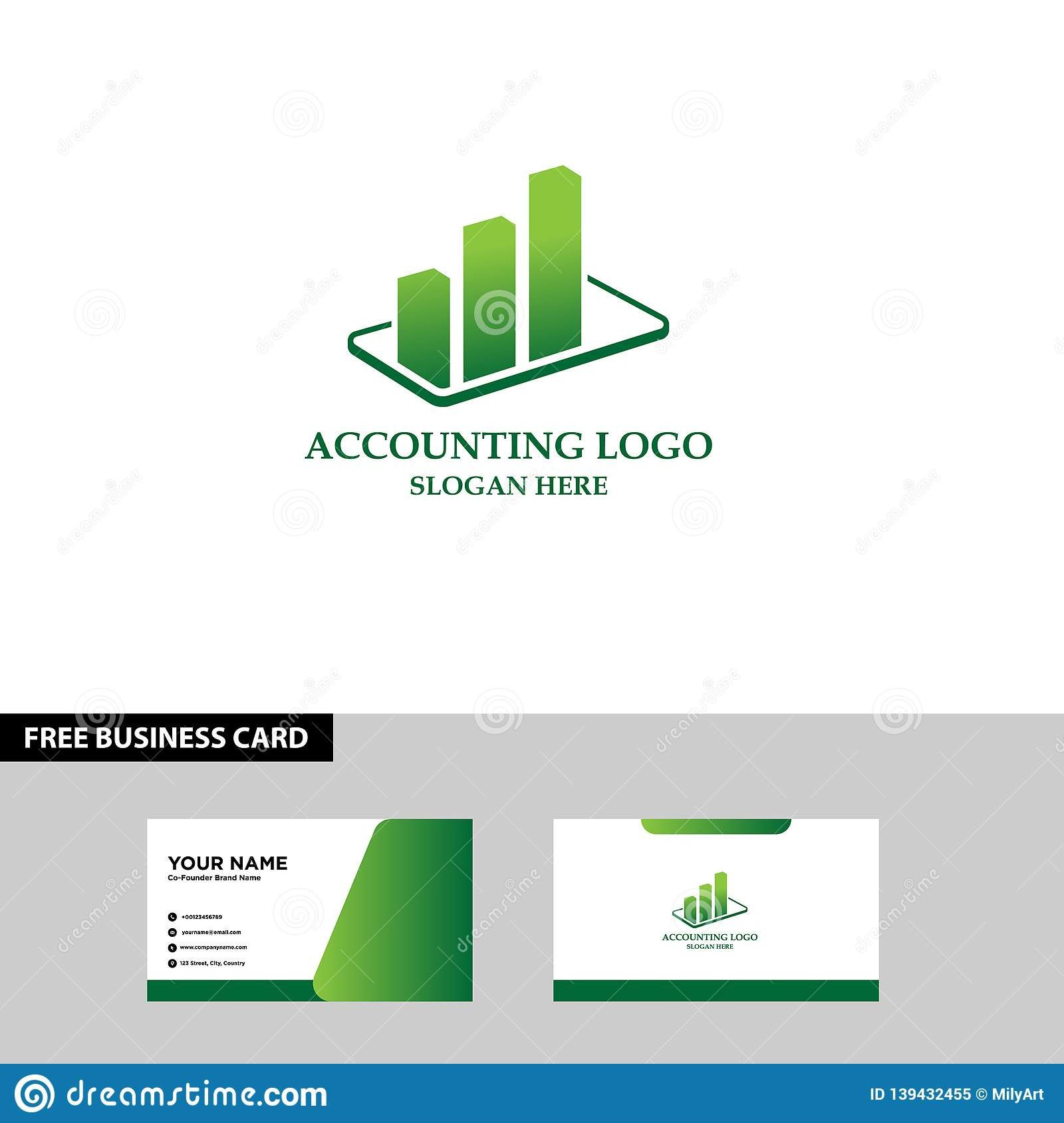 004 Outstanding Free Busines Logo Template Photo  Templates Design Download PowerpointFull