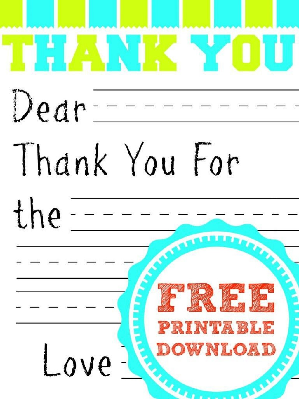 004 Outstanding Free Thank You Note Template Word Image  Card DownloadLarge
