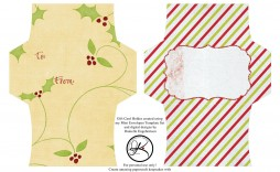 004 Outstanding Gift Card Envelope Template Design  Templates Voucher Diy Free Printable