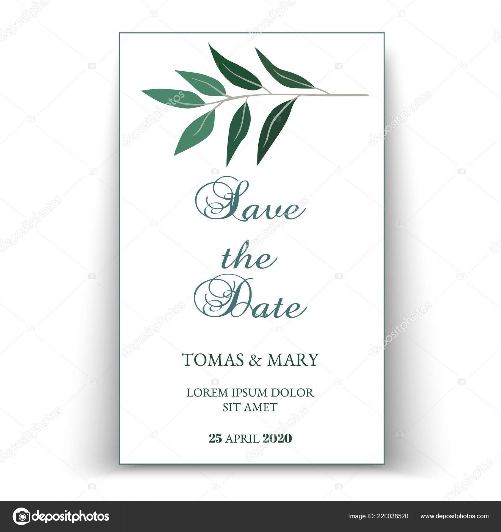 004 Outstanding Printable Wedding Invitation Template Concept  Free For Microsoft Word Vintage1920