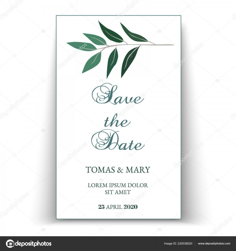 004 Outstanding Printable Wedding Invitation Template Concept  Free For Microsoft Word Vintage960