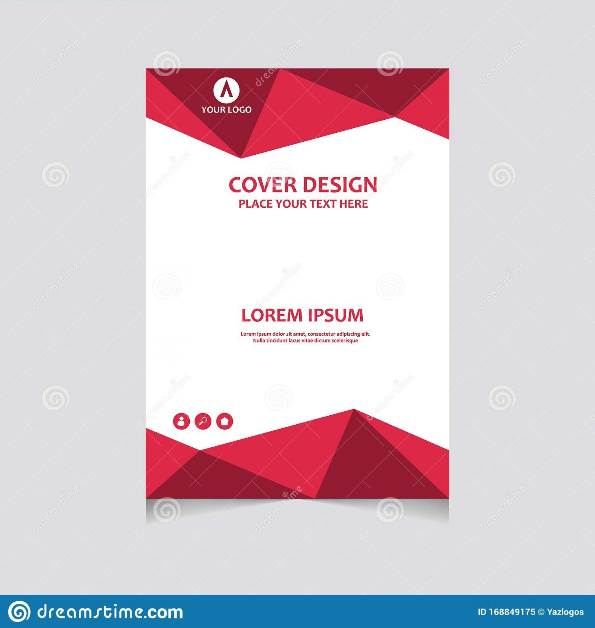004 Phenomenal Book Front Page Design Template Free Download Image  Cover Psd1920