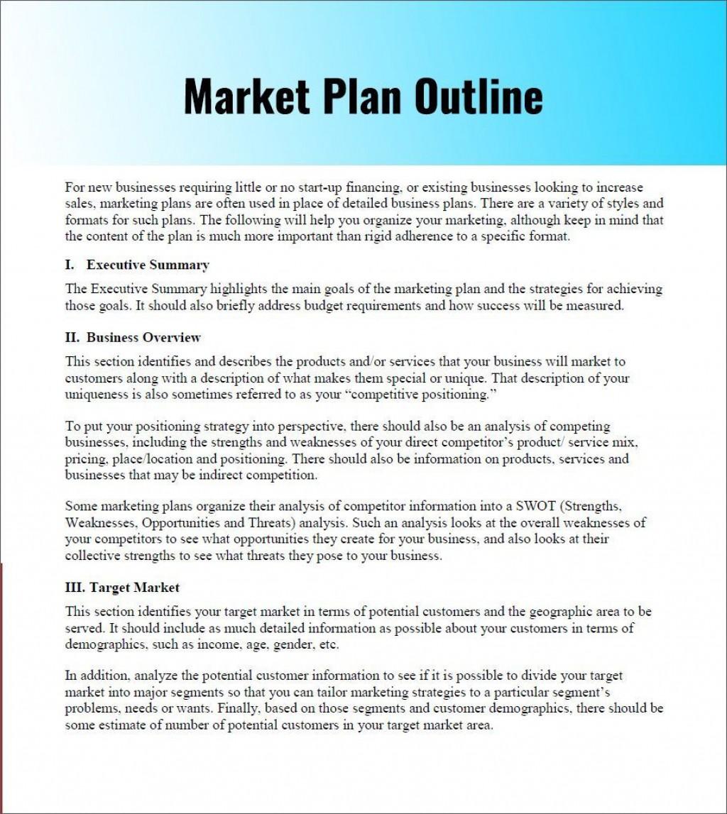 004 Phenomenal Digital Marketing Plan Example Pdf High Resolution  Free Template Busines SampleLarge