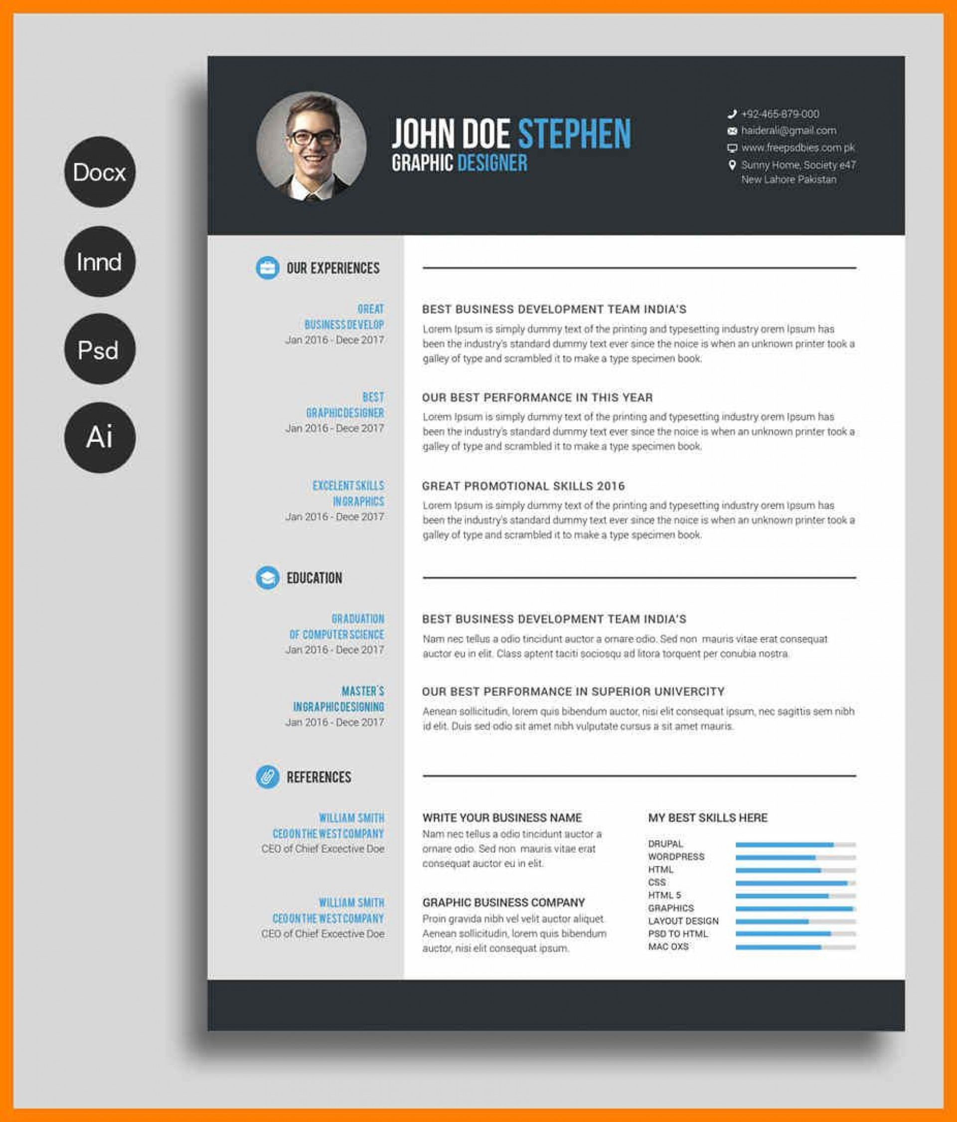 004 Phenomenal Download Template For Word Idea  Wordpres Free Resume 2007 Addres Label1920