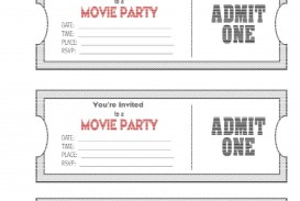 004 Phenomenal Editable Ticket Template Free Image  Concert Word Irctc Format Download Movie