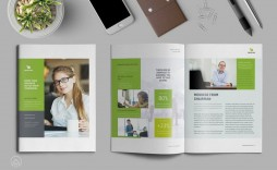 004 Phenomenal Free Adobe Indesign Annual Report Template Example