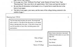 004 Phenomenal Free Apa Format Template Design  For Mac Download Word Writing
