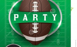004 Phenomenal Free Tailgate Party Flyer Template Download Highest Quality