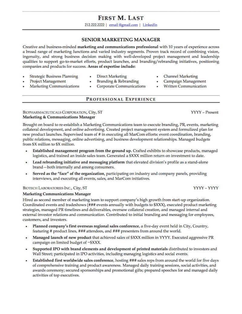 004 Phenomenal Professional Resume Template Example Photo  Examples Layout Cv Writing FormatFull