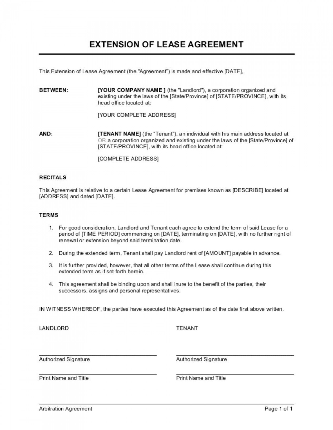 004 Phenomenal Template For Lease Agreement High Definition  South Africa Pdf Printable Generic Rental Free1400