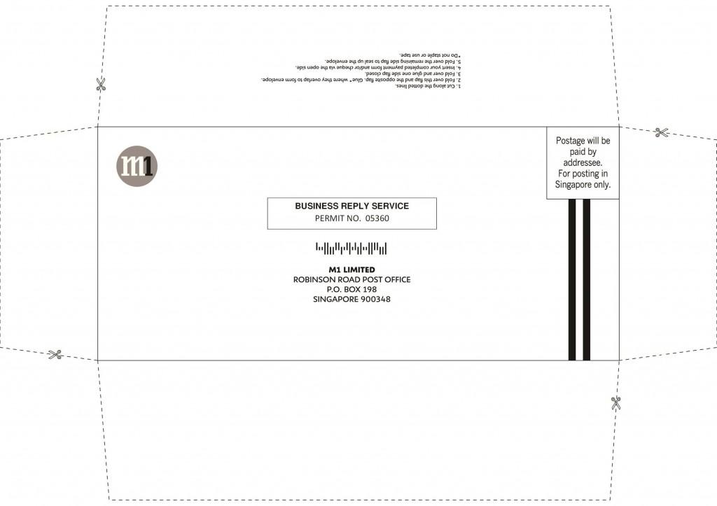 004 Rare 10 Envelope Template Word Photo  Size Microsoft #10 Double WindowLarge
