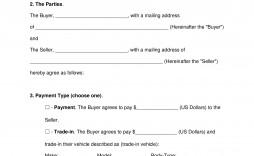 004 Rare Auto Bill Of Sale Template Image  Word Free Texa Form Pdf Vehicle Fillable Canada