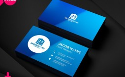 004 Rare Blank Busines Card Template Psd Free Inspiration  Photoshop Download
