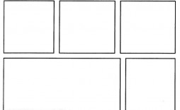 004 Rare Comic Strip Layout For Word High Resolution  Book Script Template Microsoft Doc