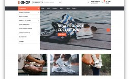 004 Rare Free Ecommerce Website Template Image  With Shopping Cart Admin Panel Bootstrap