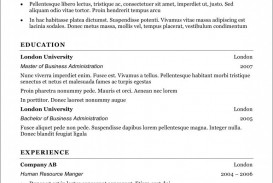 004 Rare Free Simple Resume Template Microsoft Word High Definition