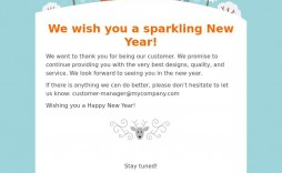 004 Rare Holiday E Mail Template Photo  Templates Mailchimp Email