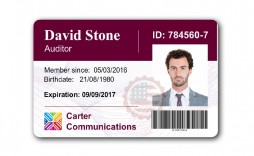 004 Rare Id Badge Template Word Example  Free Microsoft