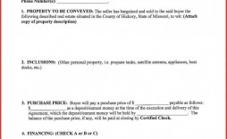 004 Rare Purchase Agreement Template Real Estate Concept  Pdf Sale New Brunswick
