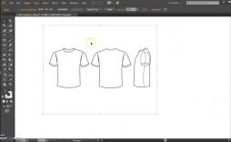 004 Rare T Shirt Design Template Ai Picture  Tee