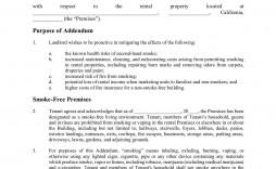 004 Remarkable Addendum Form For Rental Agreement High Def