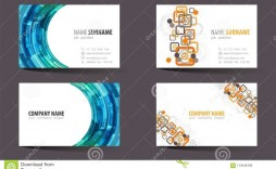 004 Remarkable Double Sided Busines Card Template Sample  Templates Word Free Two Microsoft